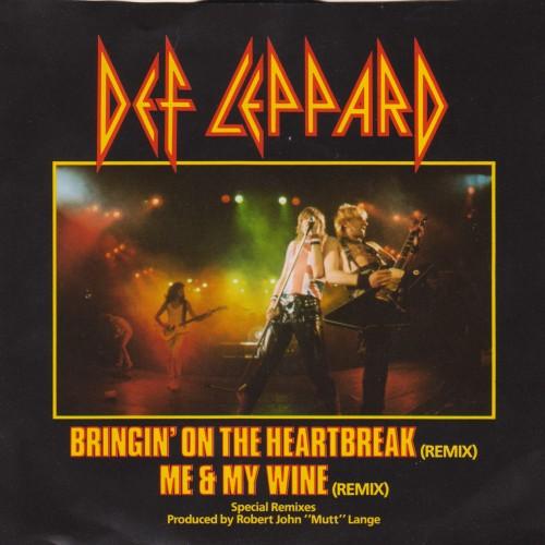 BRINGING ON THE HEARTBREAK (REMIX) | Def Leppard