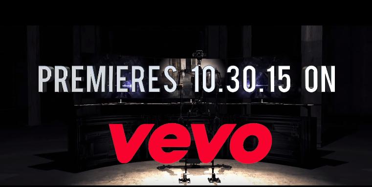 Lets Go VEVO Premiere