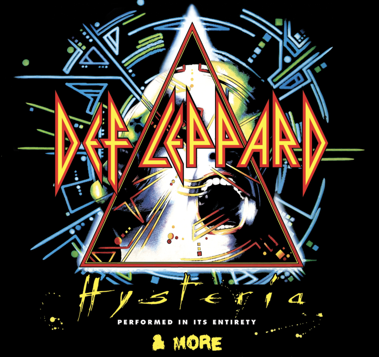 31 years of hysteria def leppard. Black Bedroom Furniture Sets. Home Design Ideas