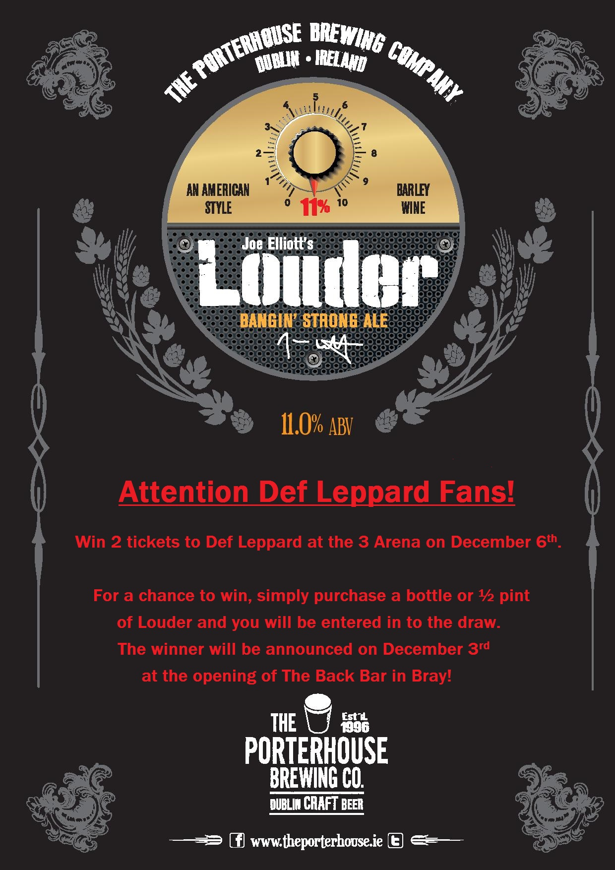 Louder Beer Competion