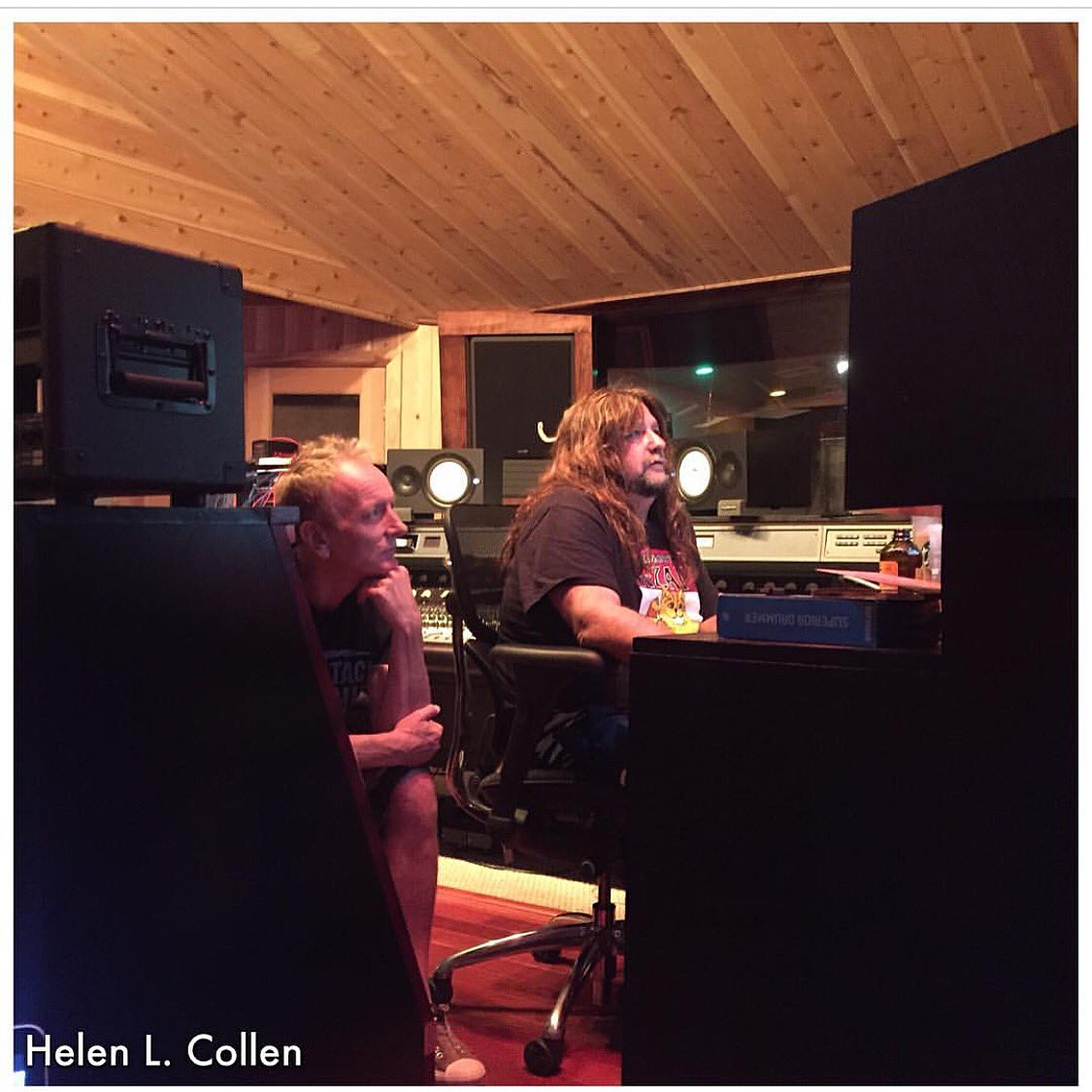 Phil Collen with Tesla june 2016 2