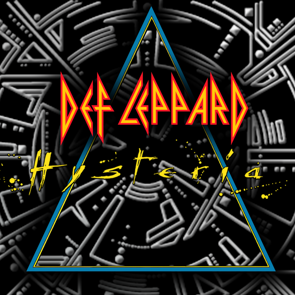 Hysteria 30th Anniversary Editions Out Now Def Leppard