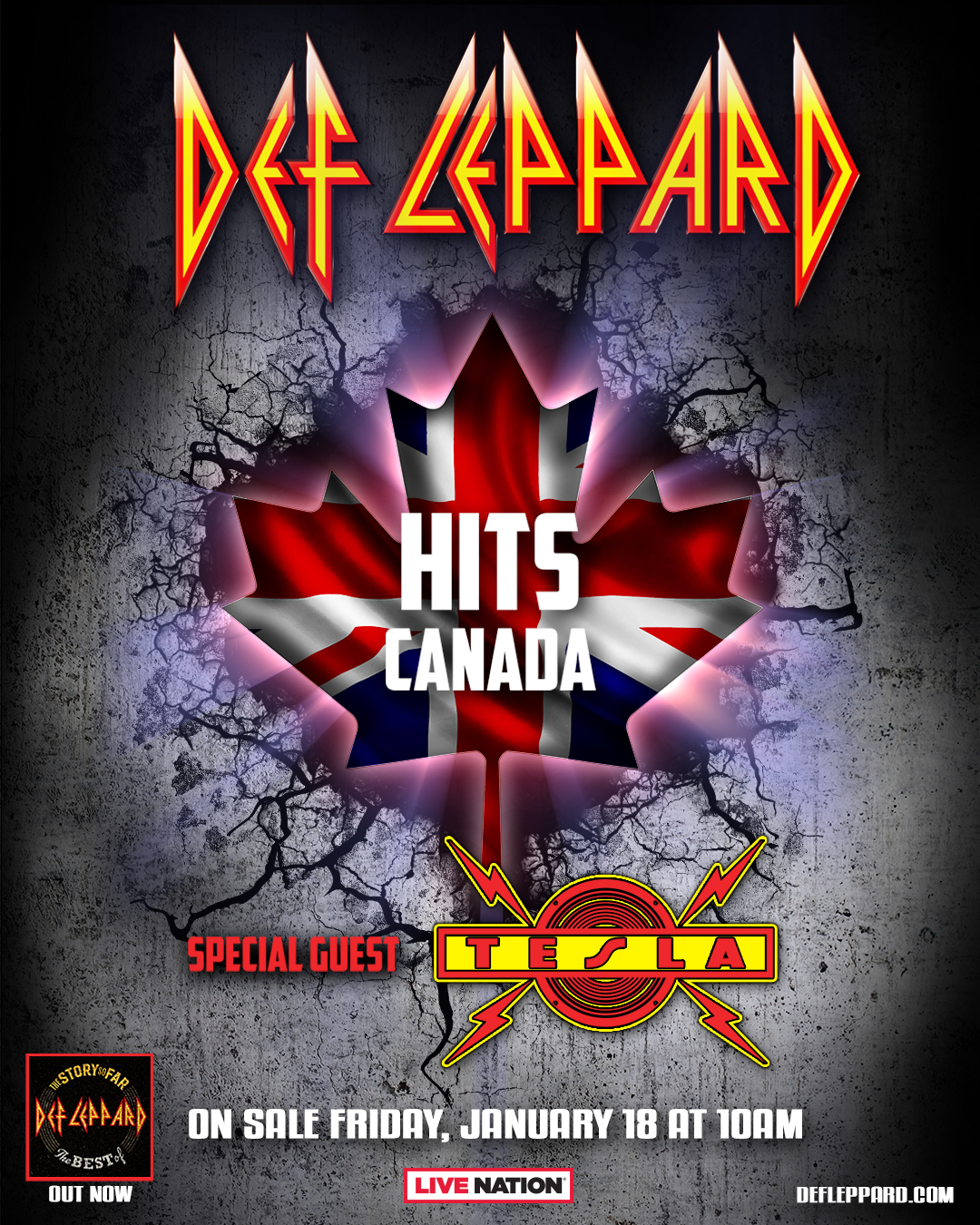 Poison Tesla Def Leppard Tour 2020 Def Leppard Hits Canada This Summer | Def Leppard